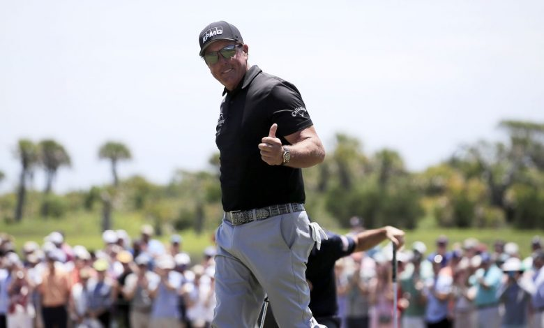 Can Phil Mickelson really win this PGA Championship?