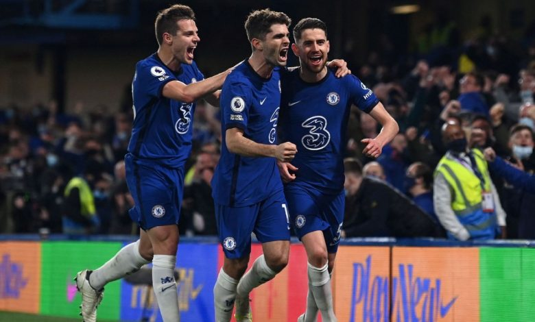 Chelsea grind their way past Leicester, edge closer to securing a Champions League place
