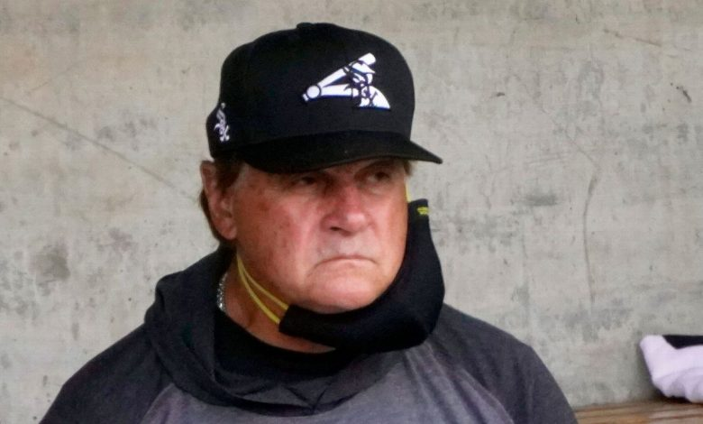 Chicago White Sox manager Tony La Russa says respect for baseball is priority