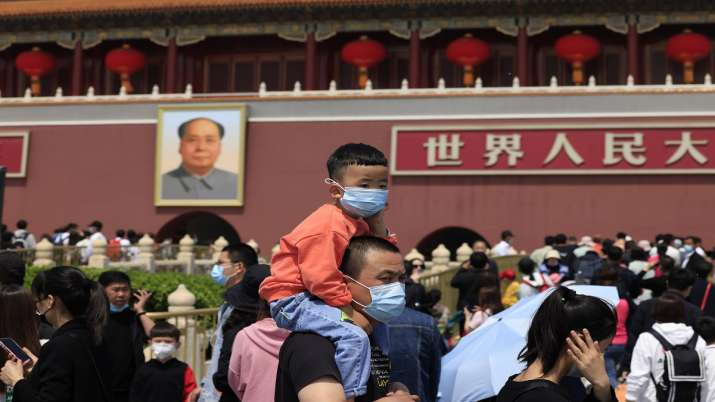 China's ruling Communist Party eases birth limits, allows couples to have 3 children