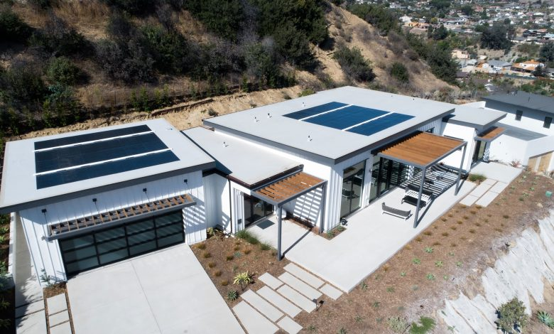 Climate change creates demand for off-the-grid homes