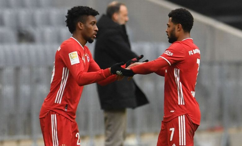 Coman and Sule could go as Nagelsmann rebuilds