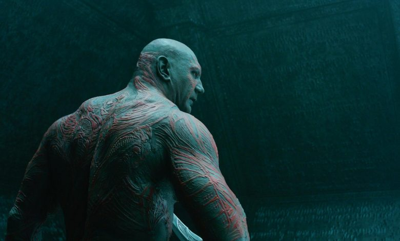 Dave Bautista, 52, says he's quitting 'Guardians of the Galaxy' over shirtless scenes