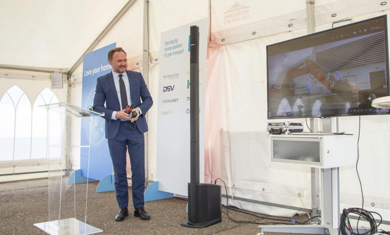 Denmark's Orsted starts construction of first renewable hydrogen project in Copenhagen
