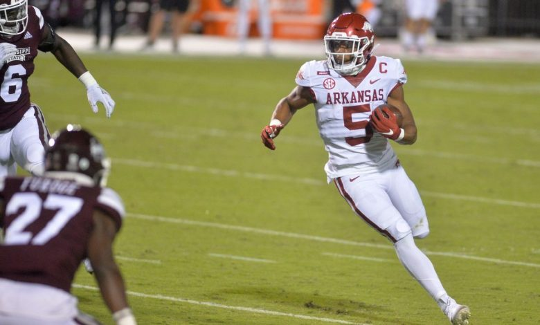 Detroit Lions sign 'Lance Chance U' RB Rakeem Boyd as undrafted free agent