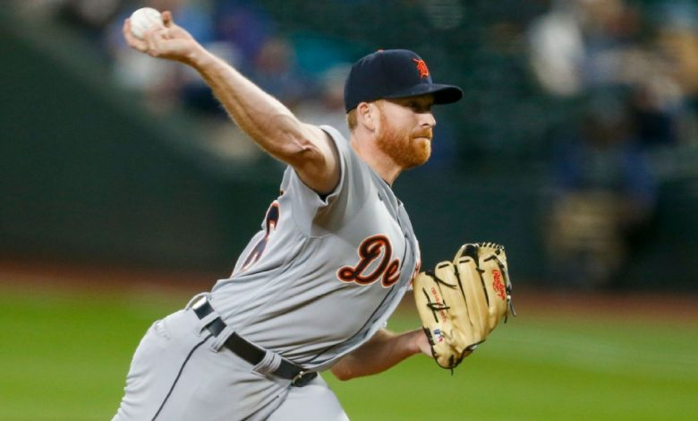 Detroit Tigers' Spencer Turnbull shuts down Mariners for MLB's fifth no-hitter