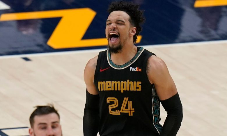 Dillon Brooks sets tone for Memphis Grizzlies, scores 31 points in Game 1 upset of Utah Jazz