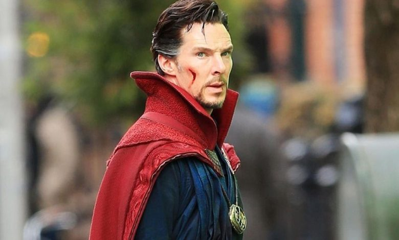 Doctor Strange cameo cut from WandaVision to avoid 'white guy' saving the day