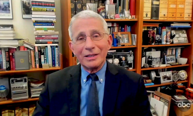 Dr. Fauci 'never would have imagined' such public outrage towards him