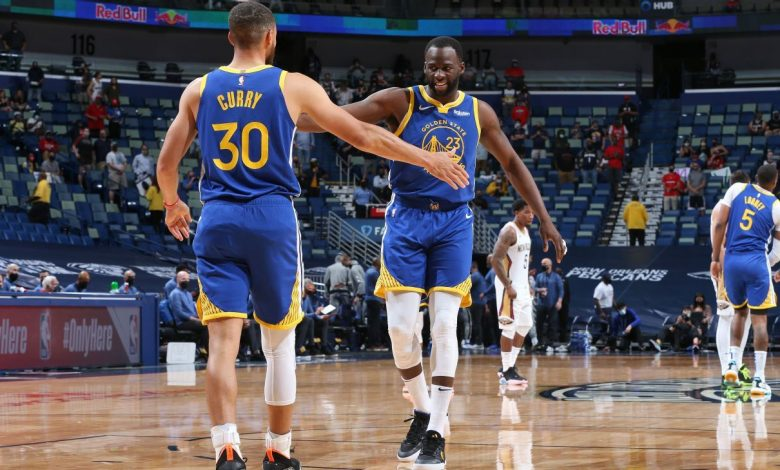 Draymond Green says teams are 'terrified' of Stephen Curry, whose recent play has emboldened Golden State Warriors for playoff push