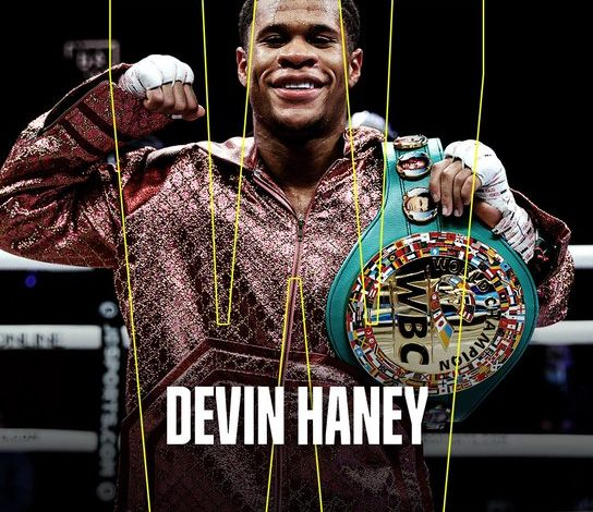 Devin Haney acquitted himself admirably in his most difficult test to date.