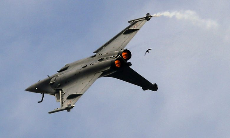 Egypt buying 30 more Rafale fighter jets from France