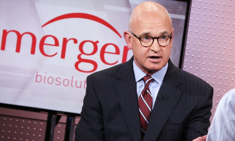 Emergent CEO says FDA is holding over 100 million J&J Covid vaccine doses for further testing after botched doses