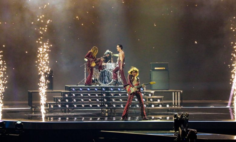 Eurovision 2021 Grand Final: Italy rocks (and wins)