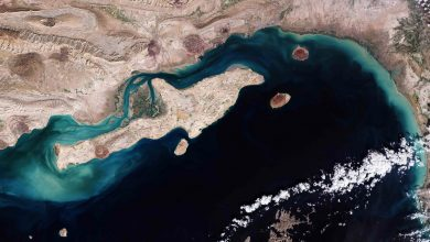 Exploring Earth From Space: Qeshm Island, Iran [Video]