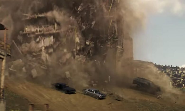 F9's stunts are even wilder without the special effects