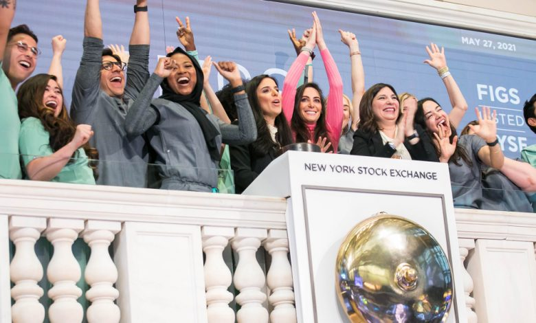 FIGS IPO: Women cofounders Heather Hasson and Trina Spear just made history