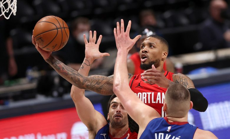 In Game 1 of their Western Conference first-round series on Saturday, the Portland Trail Blazers exposed many flaws in the Denver Nuggets' defence.
