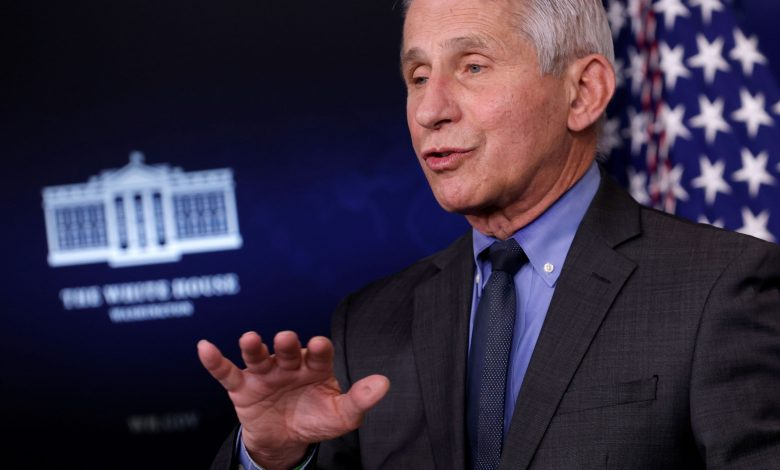 Fauci says Covid infections are decreasing in all 50 states