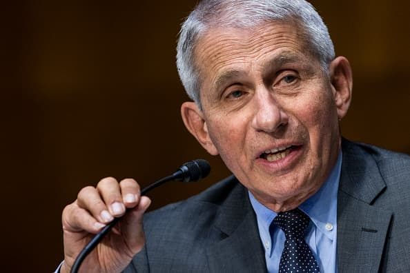 Fauci says U.S. can still end HIV epidemic by 2030 despite pandemic