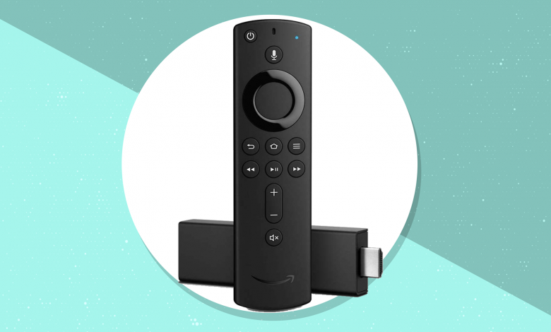 Fire TV Stick 4K is on sale at Amazon