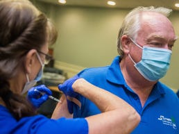 Flu cases historically low during COVID. What to expect in the fall.
