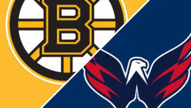 Follow live: Capitals, Bruins start the chase for the Cup