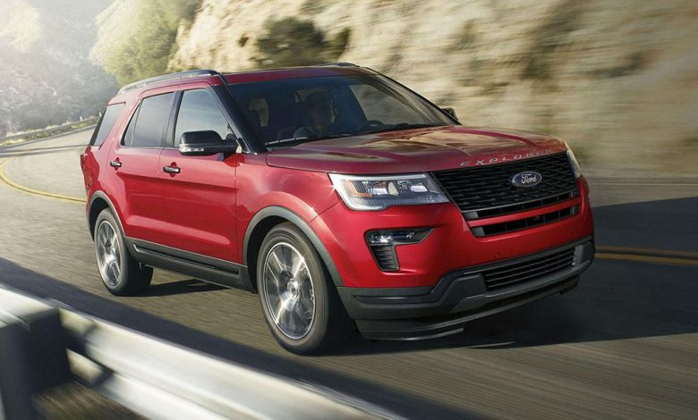 Ford Explorer recalled for roof-rail covers that could fly off