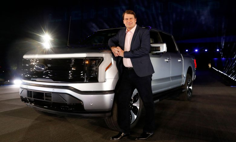 Ford already has 20K reservations for new electric pickup