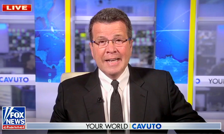 Fox News's Neil Cavuto reads brutal hate mail he received while on hiatus: 'Damn, you're still alive?!!'