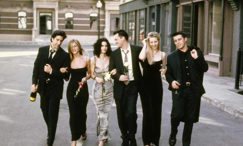 'Friends' EP says cast wouldn't be all-white today, but has no regrets