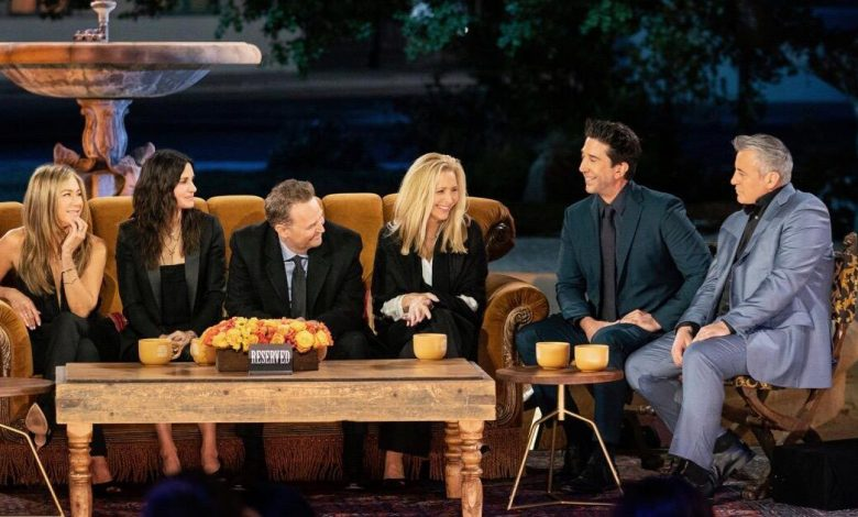 Friends: The Reunion drags in spots, but is mostly a poignant homecoming