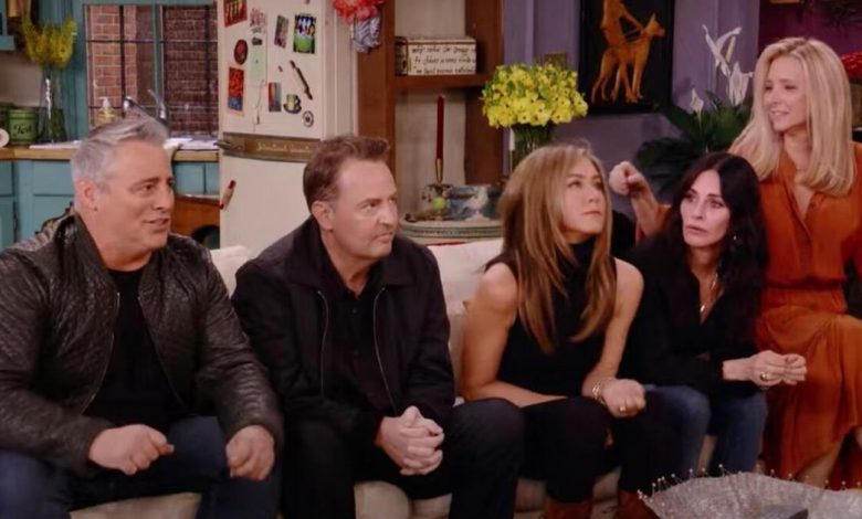 Friends: The Reunion trailer sees the cast reunite and tears flow