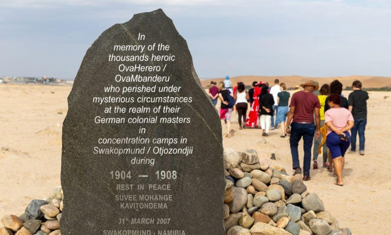 Germany recognizes colonial-era mass killings in Namibia as genocide