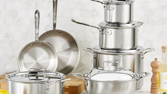 Upgrade all your sauce pots, stockpots and other essentials during this sale.
