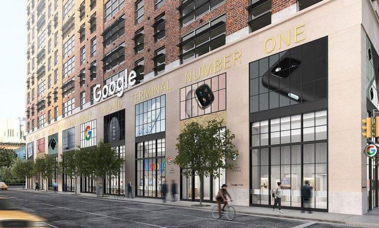 Google is opening its first ever real-world store