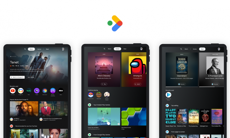 Google launches Entertainment Space app suite for Android tablets