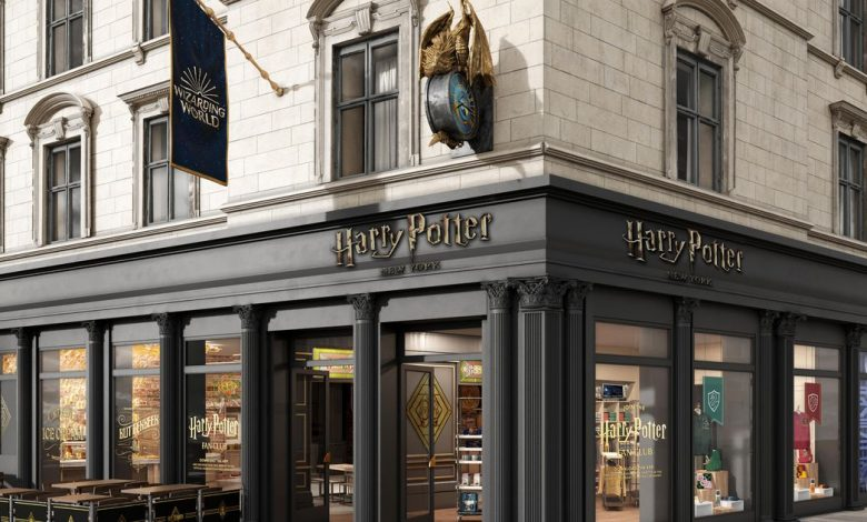 Harry Potter NYC: A quick tour through this massive new shopping experience     - CNET