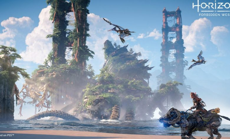 Horizon Forbidden West's State of Play: How to watch and start times