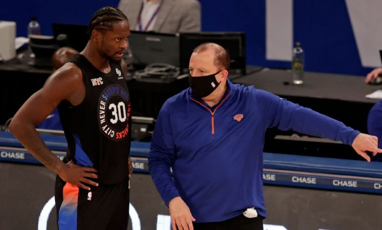 How Julius Randle became a Thibs Guy and an MVP candidate for the Knicks