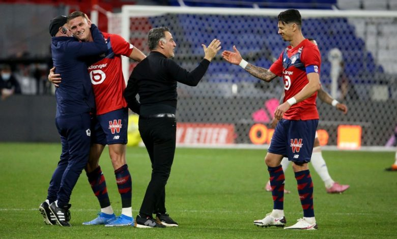 How Lille defied the odds to stand on the brink of Ligue 1 title