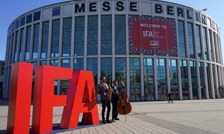 IFA, Europe's big tech show, canceled for 2021 due to COVID concerns