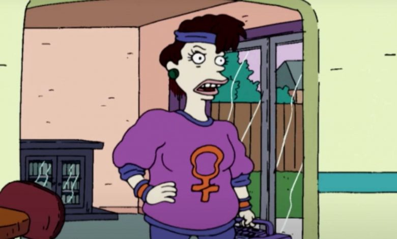 In 'Rugrats' reboot, Phil and Lil's mom is an out lesbian