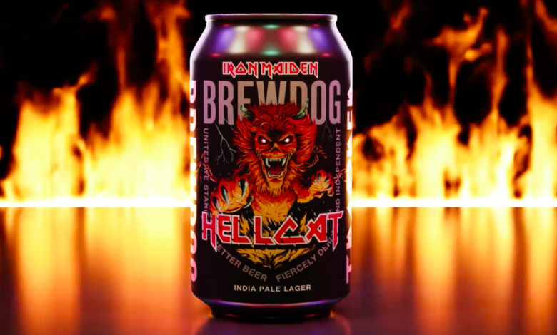 Iron Maiden Launching Limited-Edition Craft Beer Brand