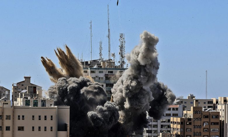 Israeli official rolls back army chief comments on AP Gaza