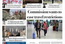 Issue 1385:Commission wants to ease travel restrictions (Digital Edition)