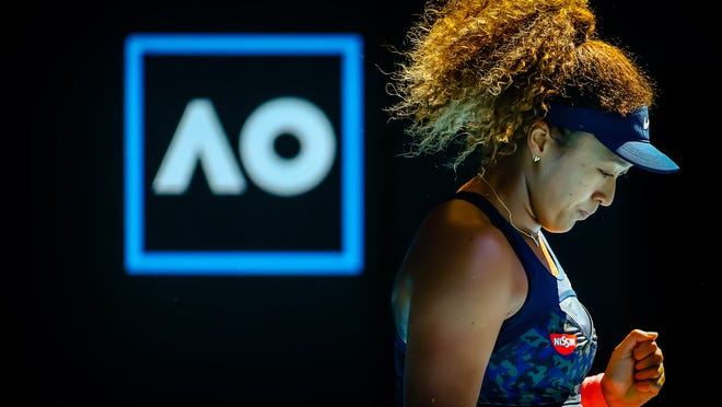 It's time to accept Osaka is a human being before an athlete