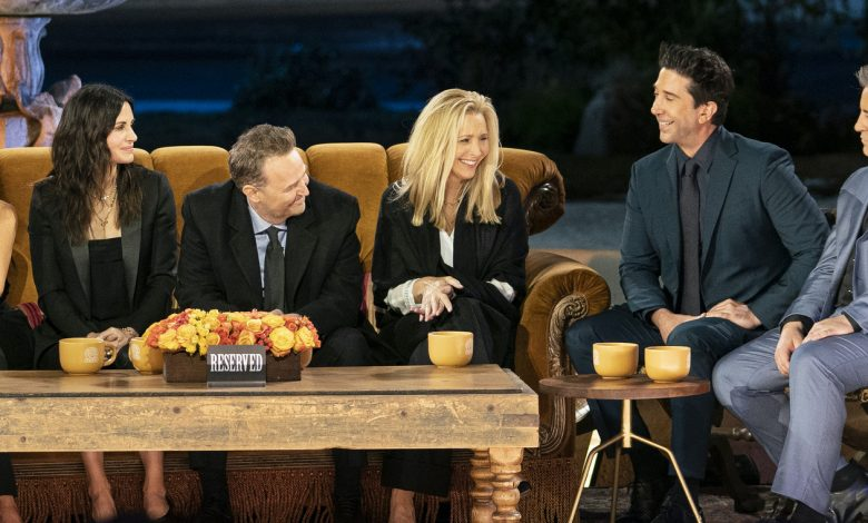 Jennifer Aniston and David Schwimmer almost hooked up and other bombshell revelations from 'Friends' reunion