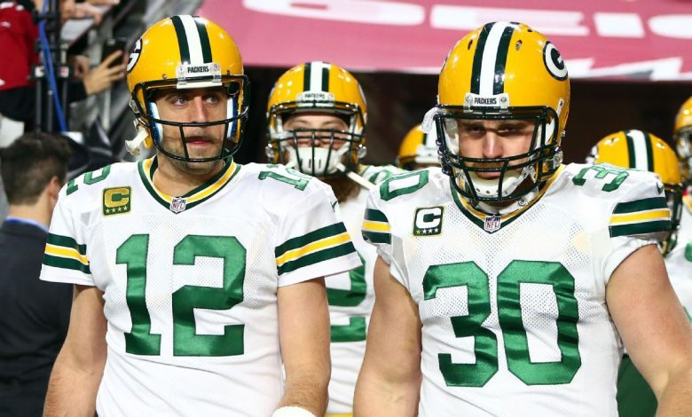 John Kuhn says Aaron Rodgers 'conflicted' about future with Green Bay Packers