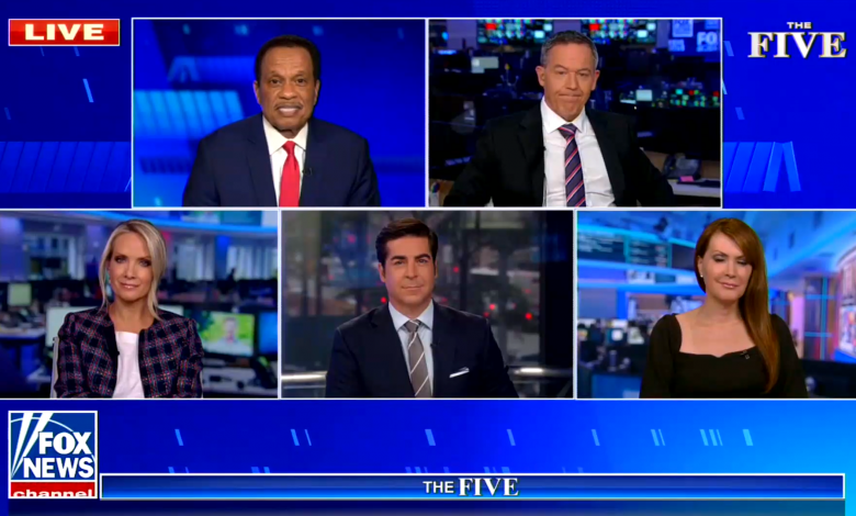 Juan Williams announces he'll be leaving 'The Five' but will remain at Fox News